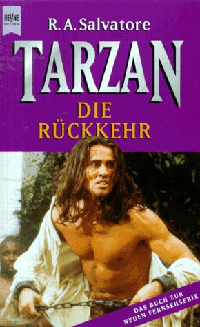 9783453124622: Tarzan - Die Rückkehr. The Epic Adventures. Roman