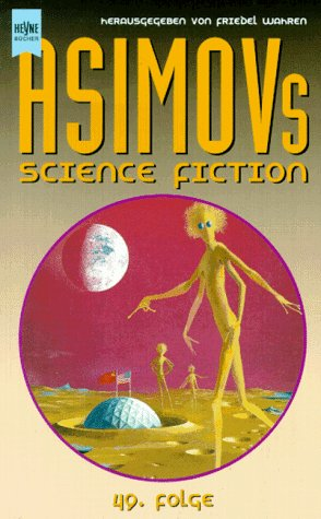 Isaac Asimov's Science Fiction Magazin 49. - Asimov, Isaac