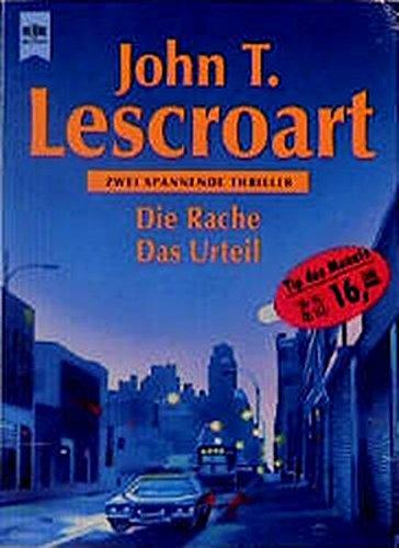 9783453131682: Die Rache / Das Urteil. Zwei spannende Thriller.