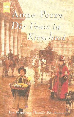 9783453144491: Die Frau in Kirschrot