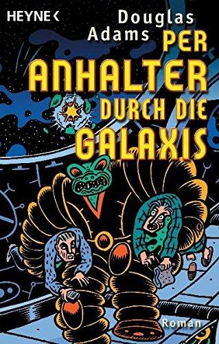 9783453146976: Per Anhalter Durch Die Galaxis (German Edition)