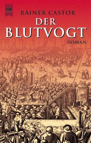 9783453147478: Der Blutvogt. Roman aus dem mittelalterlichen Berlin.