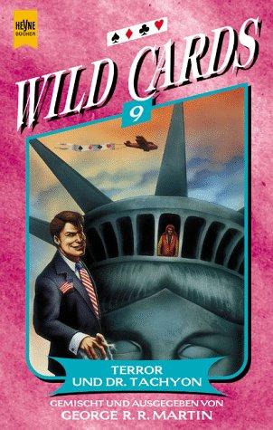 9783453149106: Terror und Dr. Tachyon (Wild Cards, #9)