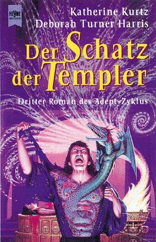 9783453149342: Der Schatz der Templer. 3. Roman des Adept-Zyklus