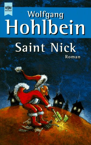 9783453149953: Saint Nick. Roman