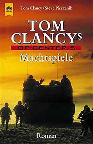 Op- Center 5. Machtspiele. (3453151941) by Clancy, Tom; Pieczenik, Steve