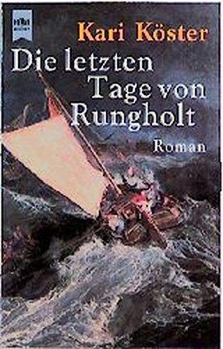 9783453152083: Die letzten Tage von Rungholt