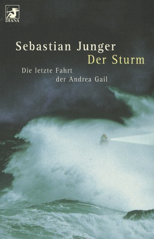 9783453152540: Der Sturm (English and German Edition)
