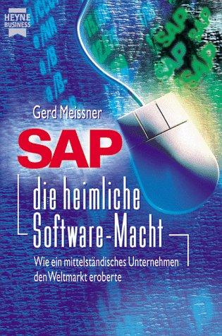 9783453155480: SAP, die heimliche Software- Macht.