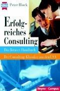 9783453155565: Erfolgreiches Consulting. Das Berater- Handbuch.