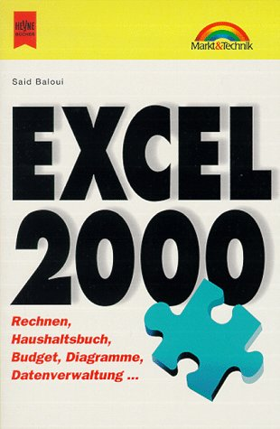 9783453157378: Excel 2000