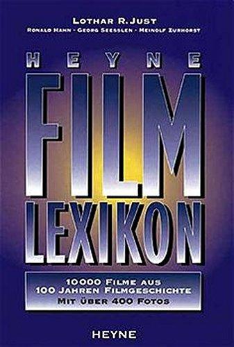 9783453157477: Heyne Filmlexikon, 2 Bde.