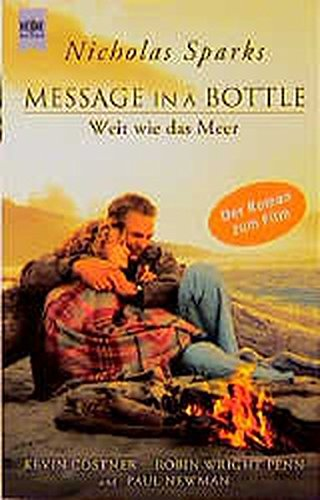 message in a bottle by nicholas sparks book report