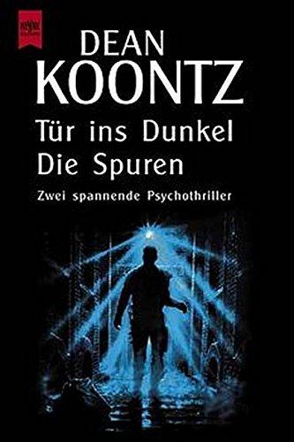 9783453162907: Tür ins Dunkel / Die Spuren. Zwei spannende Psychothriller.