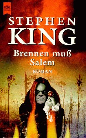 9783453163096: Brennen muss Salem