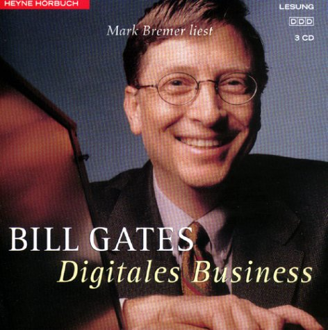 9783453165939: Digitales Business. 3 CDs