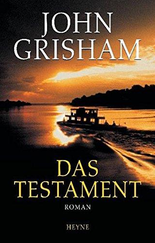 9783453173095: Das Testament (German Edition)