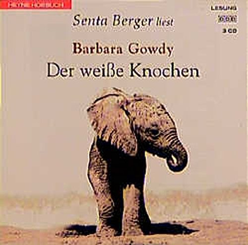 9783453173958: Der weiÃ?e Knochen. 3 CDs