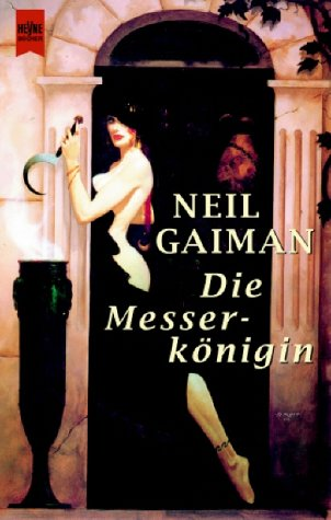Die Messerkönigin - Gaiman, Neil