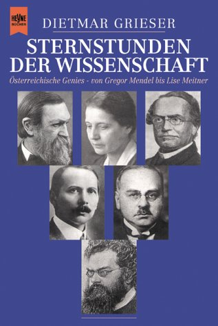 Sternstunden Der Wisenschaft: Grieser, Dietmar