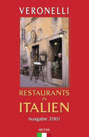 9783453185227: Veronelli. Restaurants in Italien 2001.