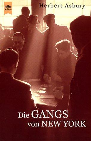 9783453186828: Die Gangs Von New York