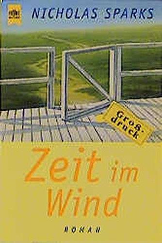 9783453187283: Zeit im Wind, Groádruck