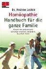 Zabert Sandmann Taschenbücher, Nr.8, Homöopathie Handbuch für die ganze Familie (3453188632) by Andrew Lockie; Margaret Minker