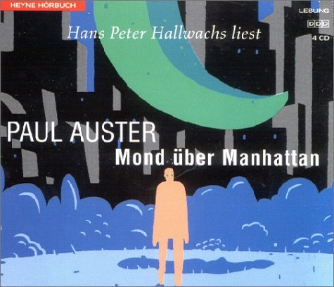 9783453188914: Mond �ber Manhattan, 4 Audio-CDs