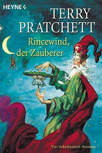 9783453189423: Rincewind, der Zauberer.