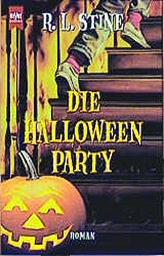 Die Halloween-Party (Furcht-Strabe Reihe #18): R. L. Stine