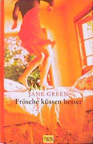 9783453190627: Frösche küssen besser. Roman