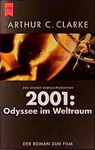9783453194380: 2001 - Odyssee Im Weltraum