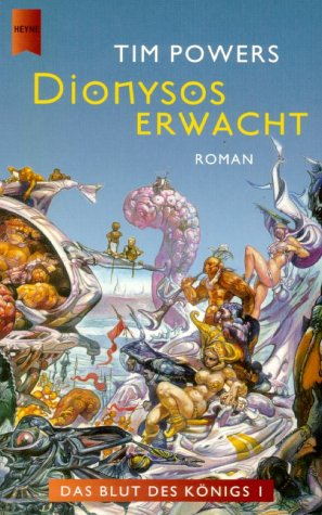 Heyne : 6, Heyne Science-fiction & Fantasy ; Bd. 9172 : Fantasy Teil 1., Dionysos erwacht