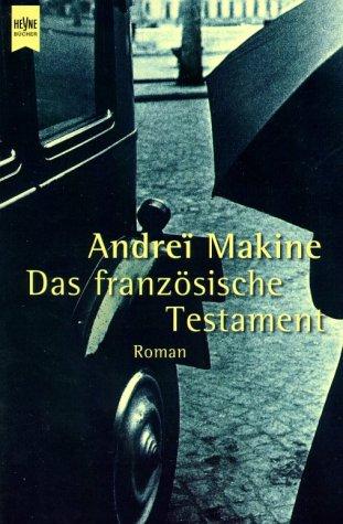 9783453197404: Das französische Testament (German Edition)