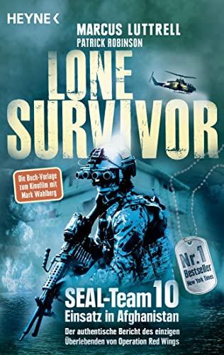 9783453200708: Lone Survivor