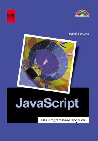 9783453209114: JavaScript - Das Programmier-Handbuch . 9783453209114 ...