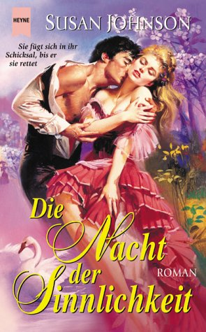 Die Nacht der Sinnlichkeit. (3453210263) by Susan Johnson