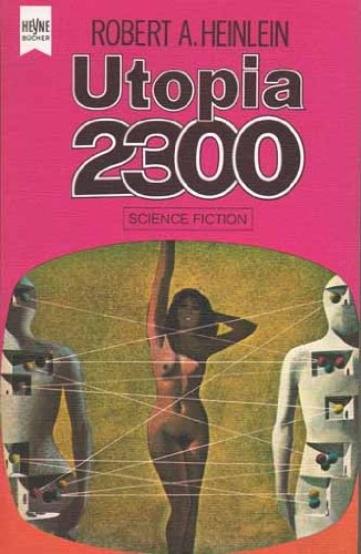 Utopia 2300 Science Fiction Roman,