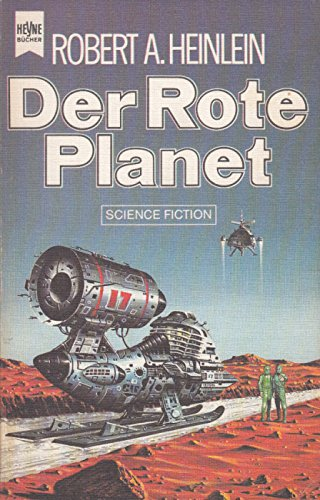 Der Rote Planet Science Fiction Roman,