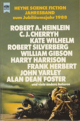 Heyne Science Fiction Jahresband 1980 (Erzählungen von: Jeschke,Wolfgang (Hrsg.)