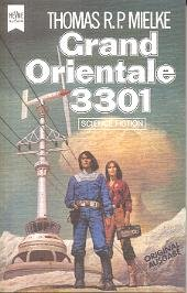 Grand Orientale 3301 Science Fiction Roman,