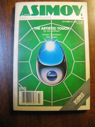 Isaac Asimov's Science Fiction Magazine: October 26, 1981