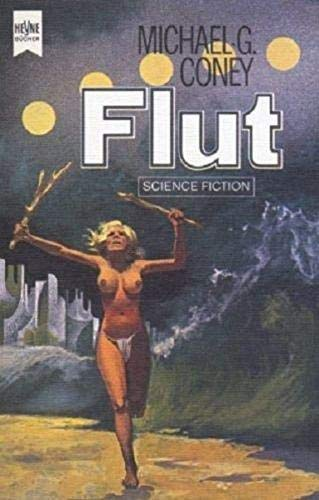 9783453307124: Flut - SF-Roman