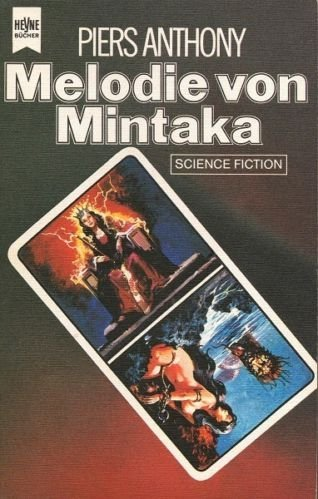 Melodie von Mintaka. Science Fiction-Roman. Band 2: Anthony, Piers: