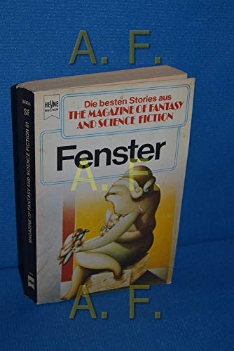 9783453307520: The Magazine of Fantasy and Science Fiction 61. Fenster.