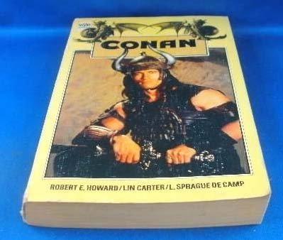 Conan (schwarz-glänzend) Conan 1 - Howard / Carter / De Camp