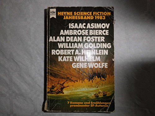 Heyne Science Fiction Jahresband 1983. - Jeschke, Wolfgang