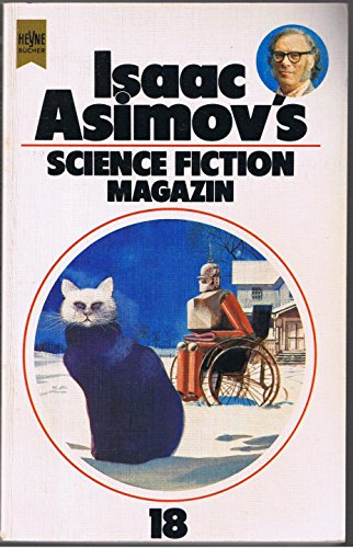 Isaac Asimov's Science Fiction Magazin XVIII.