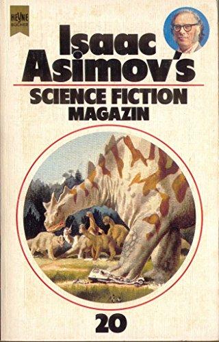 Isaac Asimov's Science Fiction Magazin XX.